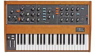 Moog is ending production of the Minimoog Model D | MusicRadar