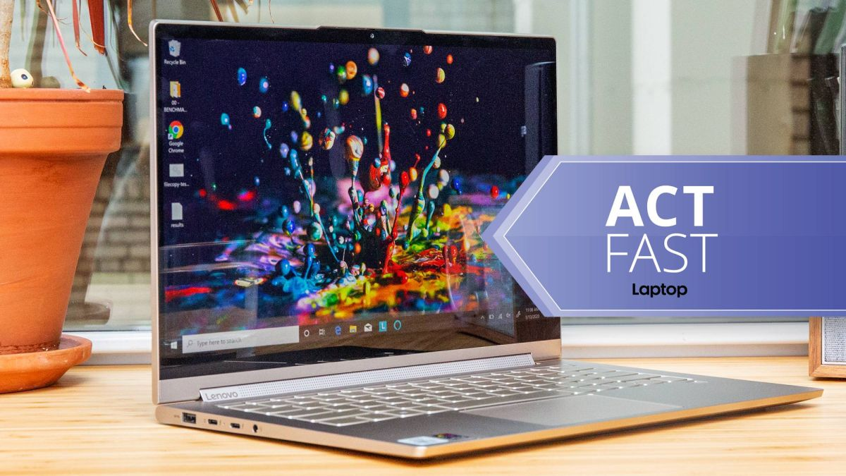 This excellent Lenovo Yoga C940 deal takes $420 off