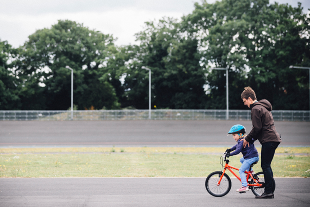 How To Teach Your Child To Ride A Bike In 45 Minutes Cycling Weekly