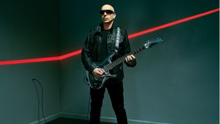 Nick Johnston, Lari Basilio & Plini on the genius of Joe Satriani