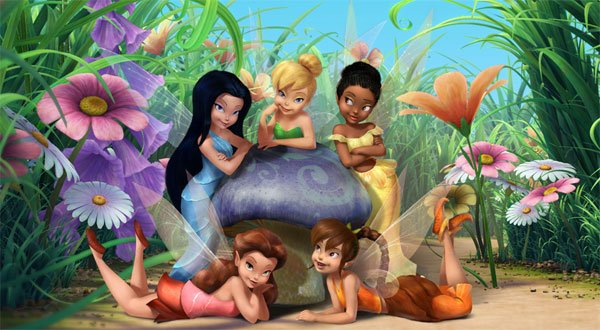 First Look At Disney's Tinker Bell Movie #1706