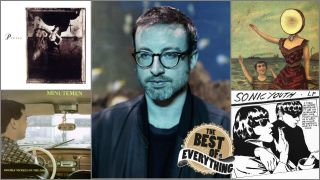 A collage of Duncan Lloyd's best alt.rock albums