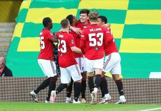 Norwich City v Manchester United – FA Cup – Quarter Final – Carrow Road