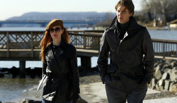 The Blacklist Katarina Rostova Lotte Verbeek Ilya Koslov Gabriel Mann NBC
