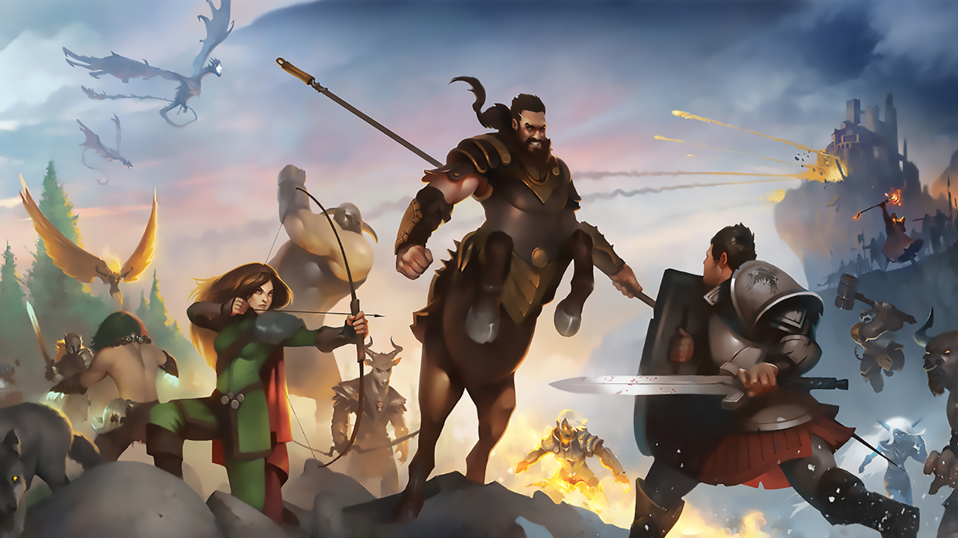 How Crowfall is trying to redefine open world PvP in MMOs