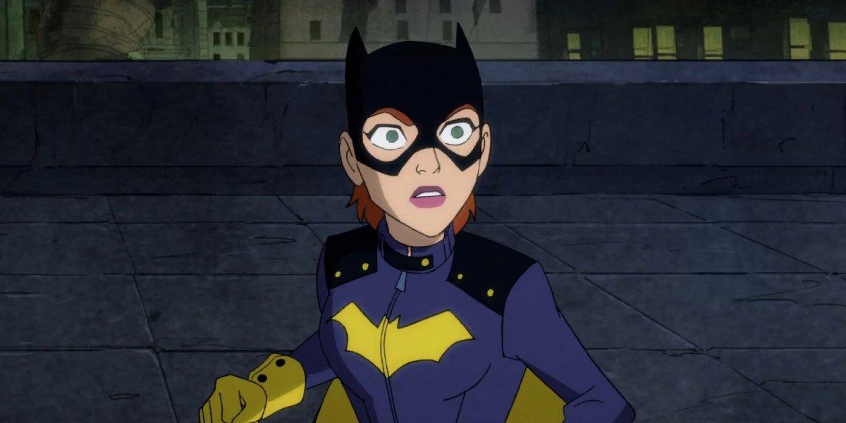 Briana Cuoco as Batgirl on Harley Quinn