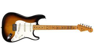 Eric Clapton's 1954 Fender Stratocaster