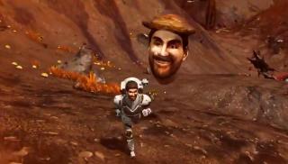 No Man's Sky mod with sean murray's face