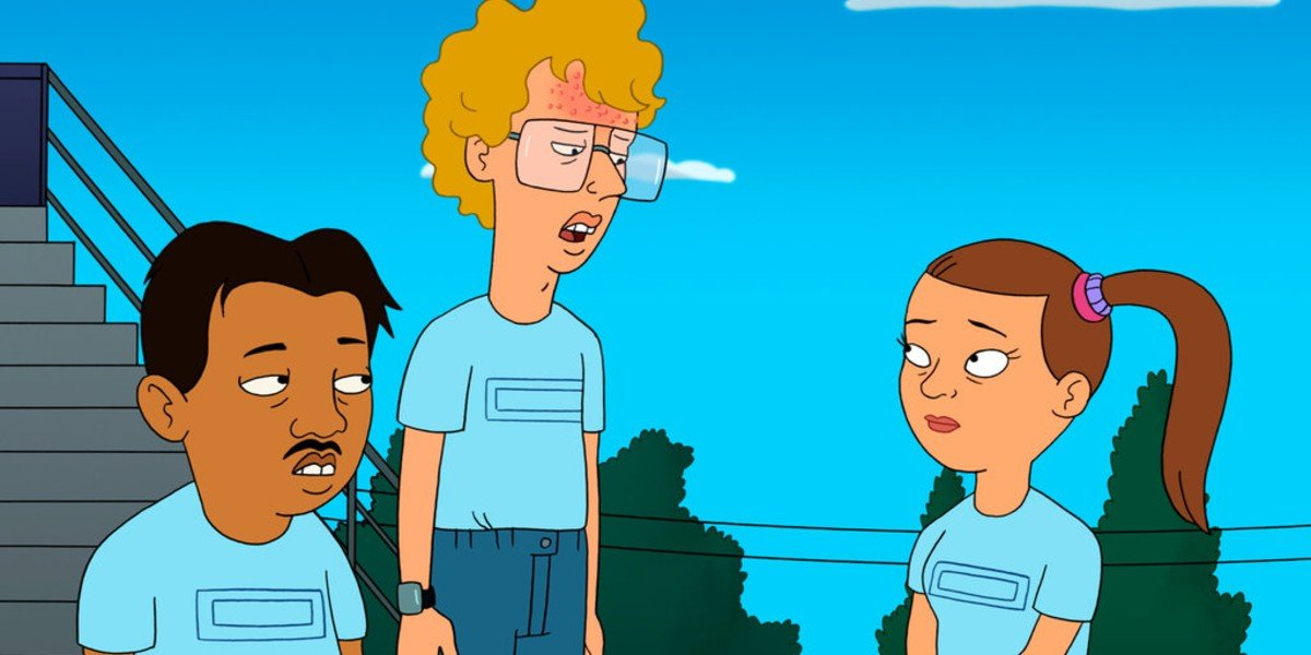 Napoleon Dynamite Animated Series