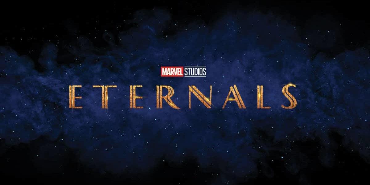 Eternals movie logo