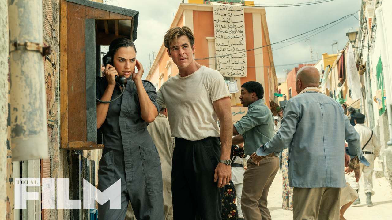 Wonder Woman 1984: Gal Gadot and Chris Pine are reunited in this ...
