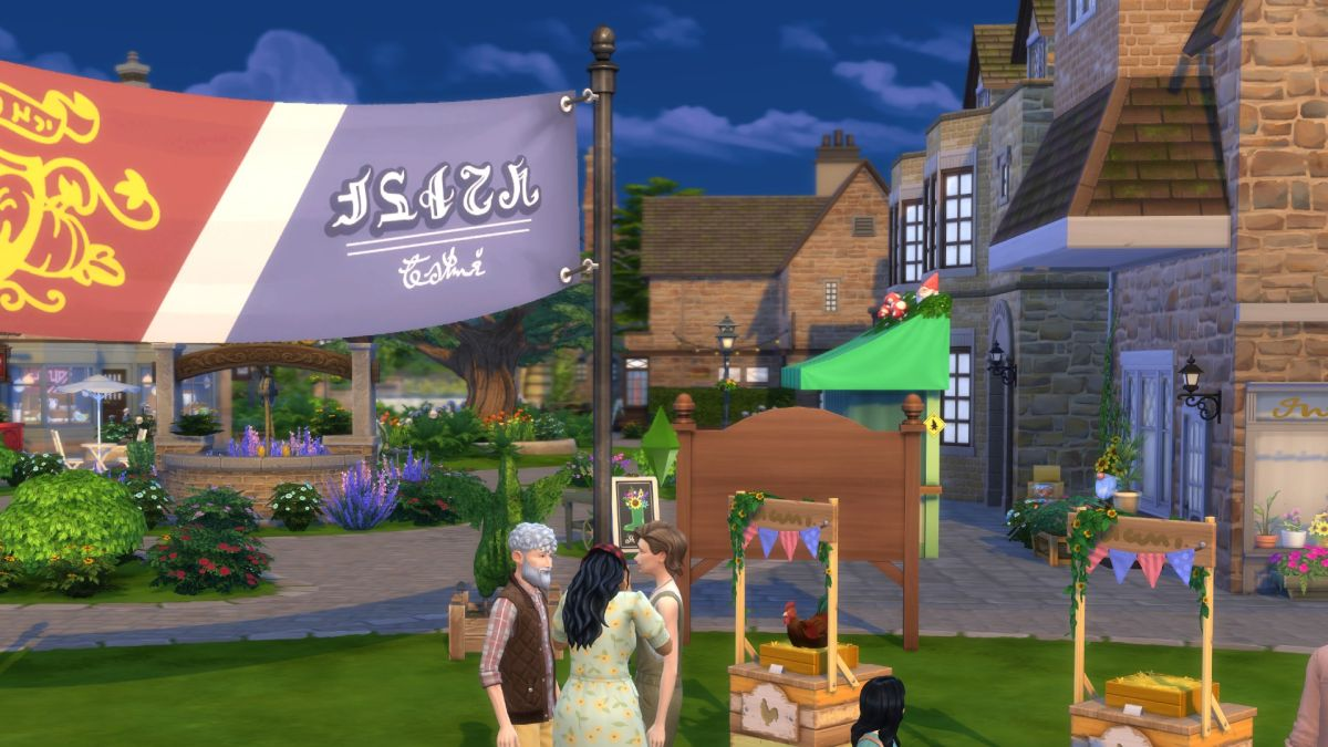 Sims 4 Cottage Living cheats to get evil chickens and more