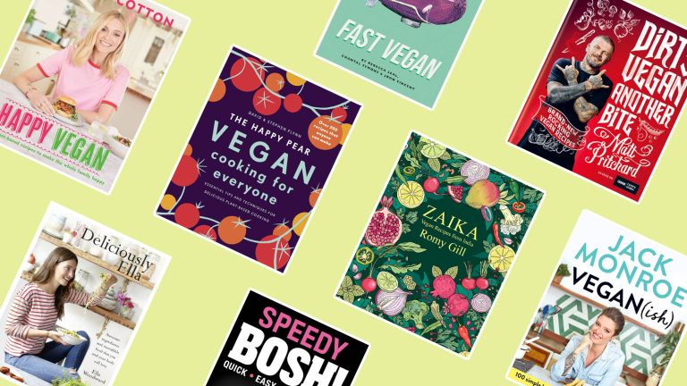 A guide to the best vegan cookbooks
