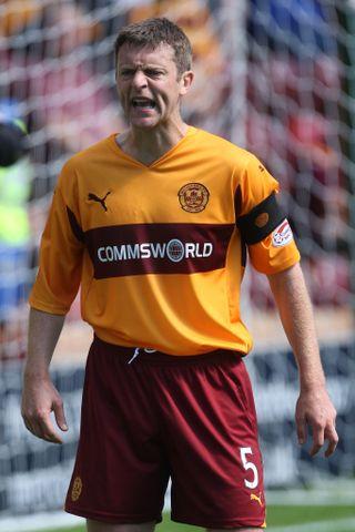 Soccer – Clydesdale Bank Scottish Premier League – Motherwell v Hibernian – Fir Park