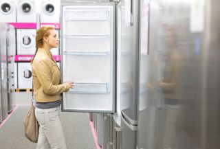 How to get a refrigerator on finance