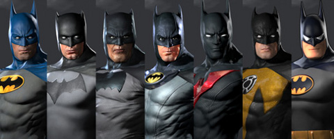 join the sinestro corps with batman arkham city skins pack