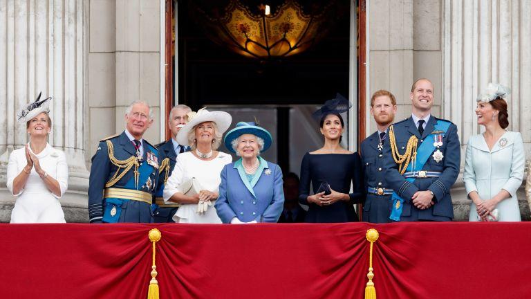royal family Strictly
