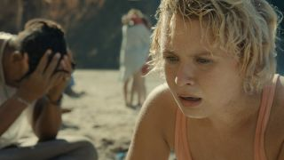 Eliza Scanlen in Old, the new movie from M. Night Shyamalan
