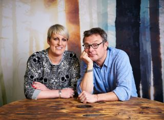 Steph McGovern and Hugh Fearnley-Whittingstall Easy Ways to Live Well
