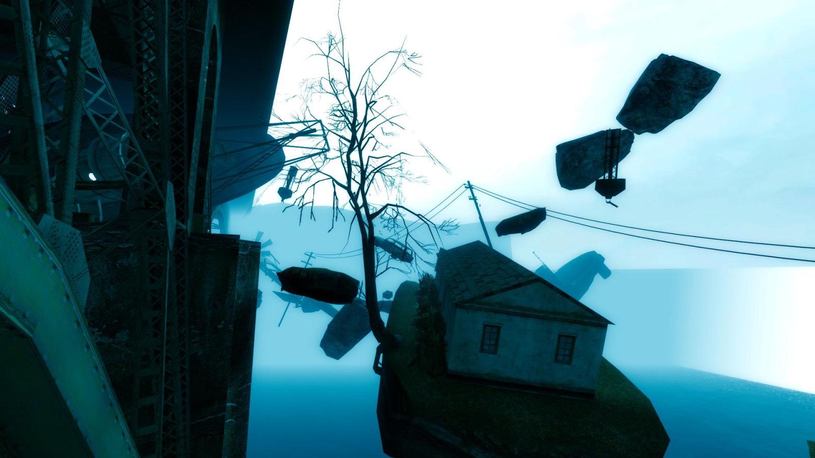 Take a whirlwind tour through Half-Life 2 in this abridged