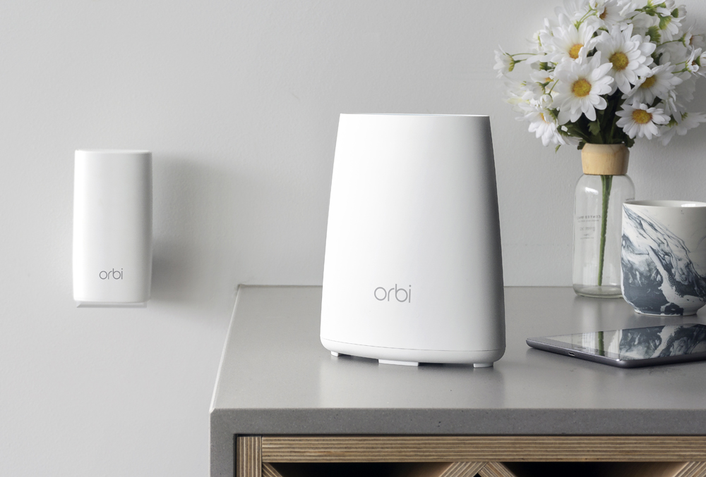 Netgear Unveils Two Cheaper Orbi Mesh Routers   Tom's Guide