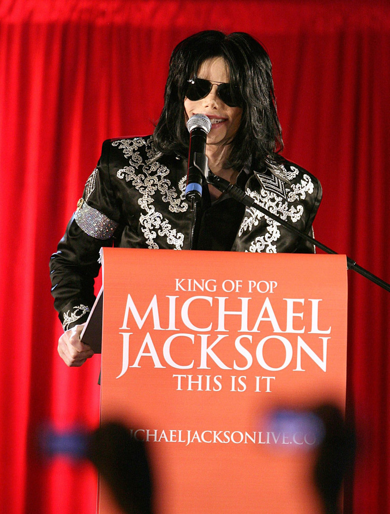Michael Jackson to appear on The X Factor?