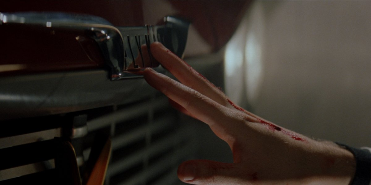 Arnie reaches out to Christine in Christine