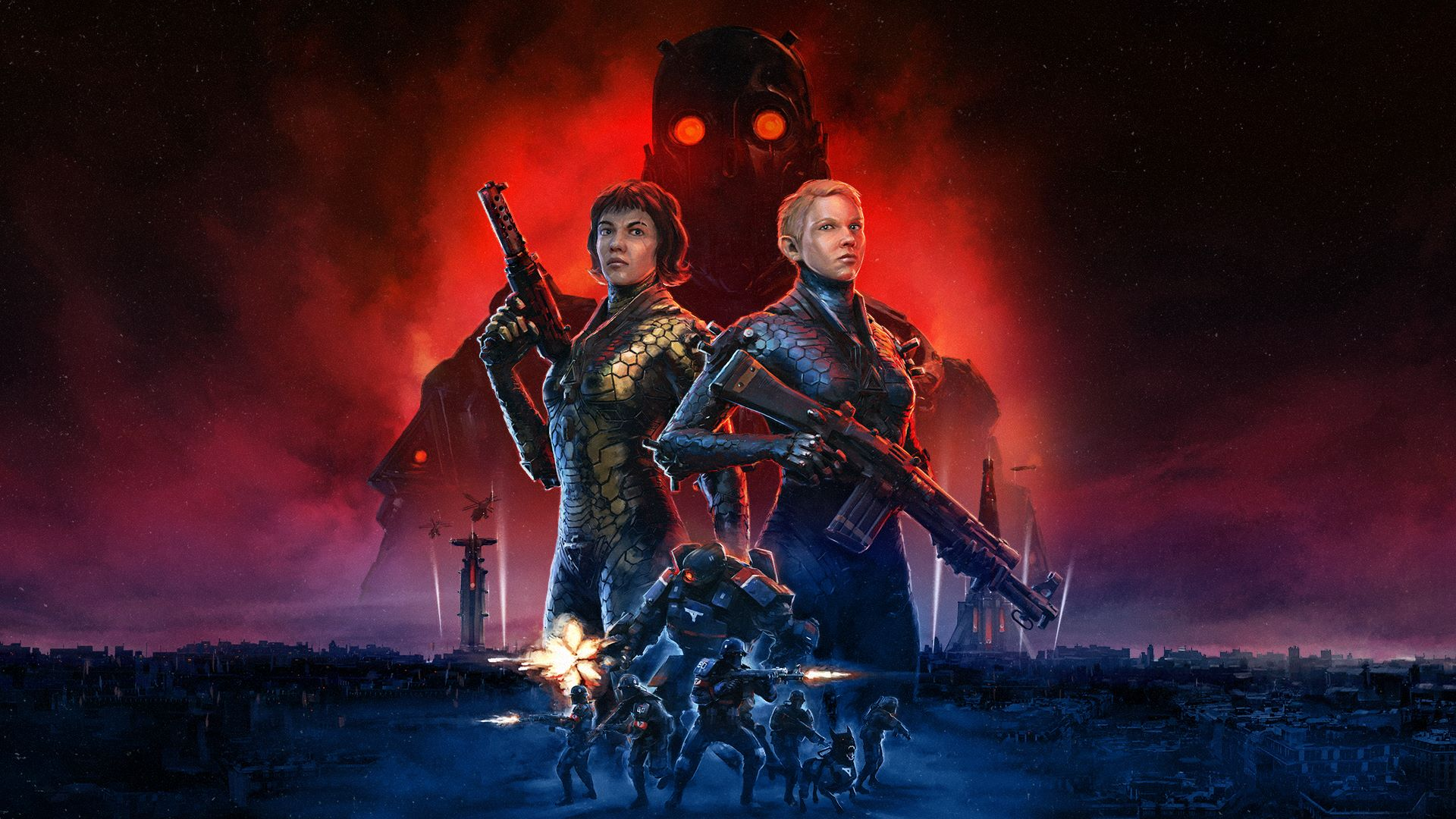 Wolfenstein: Youngblood's 'buddy pass' lets friends play co-op with