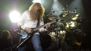Megadeth during Gigantour in Atlanta - August 5, 2005 at Arena at Gwinnett Center in Duluth, Georgia, United States