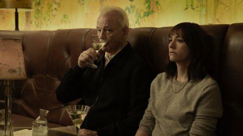 Bill Murray and Rashida Jones play father and daughter in Sofia Coppola's latest, the story of a wife looking for evidence of her husband's infidelity.