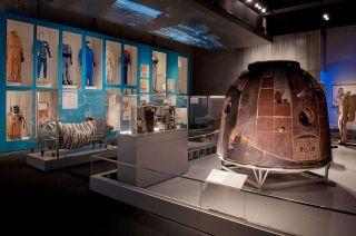 """""""Cosmonauts: Birth of the Space Age"""" Exhibit"""