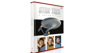 """Hero Collector is launching a new """"Star Trek: The Original Series"""" retrospective hardcover on Sept. 21 in time for the show's 55th birthday."""