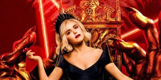 Kiernan Shipka is back as Sabrina Spellman for the final season of CAOS.