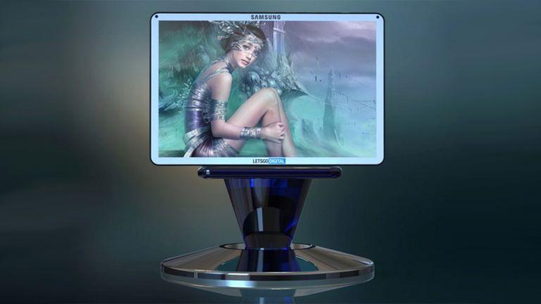 Samsung Tisplay concept