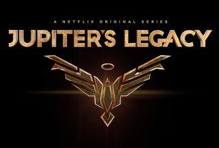 Jupiter's Legacy poster.