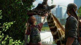 The Last of Us Giraffe scene