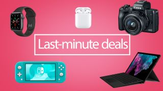 Last Minute Deals 2019 What To Buy In Time For Christmas Techradar