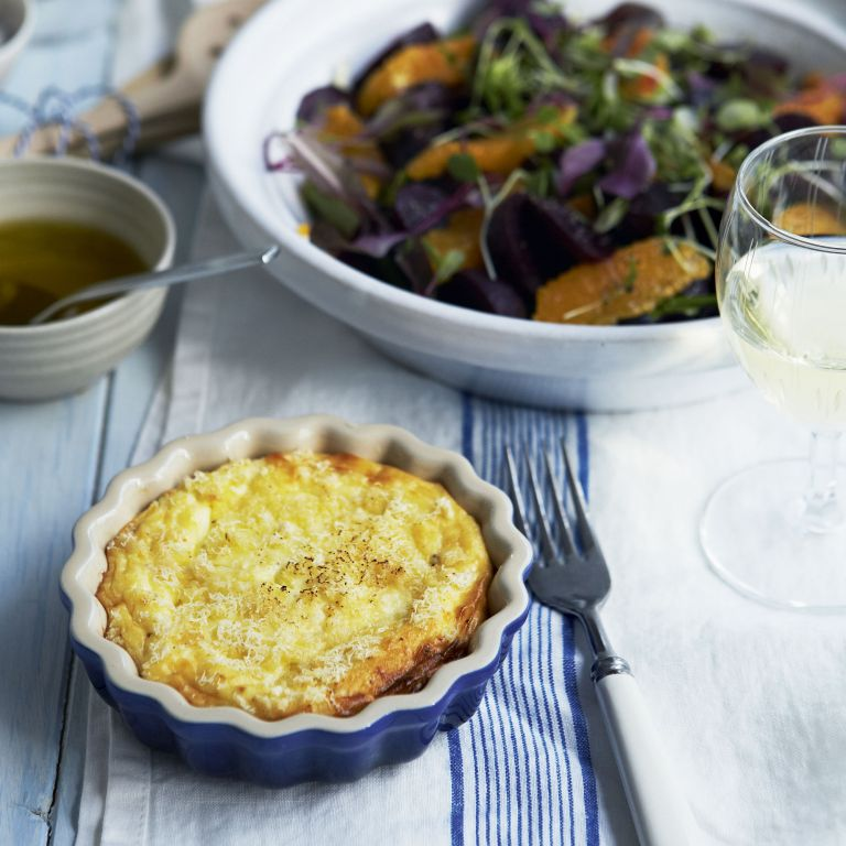 Baked Goats Cheese - veggie dinners