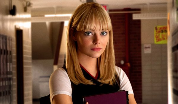 Gwen Stacy Naked Hot