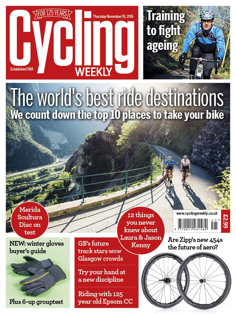 Cycling Weekly November 10 2016 Issue Cycling Weekly