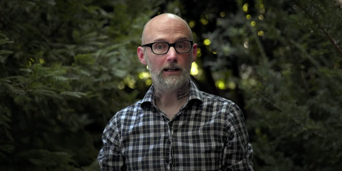 Moby in the Woodstock '99: Peace, Love, and Rage trailer