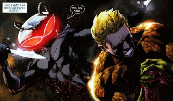 Black Manta Aquaman