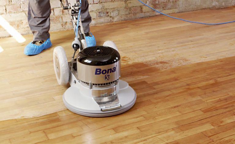 How to sand floors