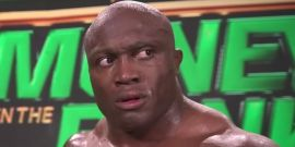 A Massive WWE Star Steps Up To Bobby Lashley, But What About Brock Lesnar?