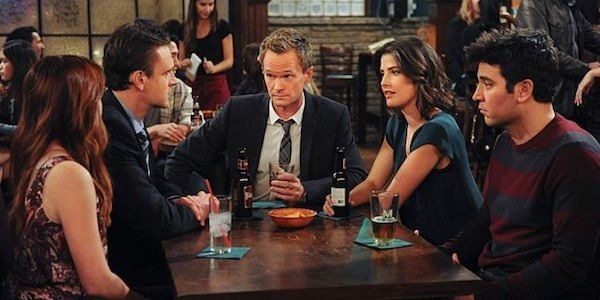 Barney Stinson Neil Patrick Harris How I Met Your Mother CBS