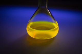 Bright Idea: Glow-in-the-Dark Dye Could Power Cars | Live