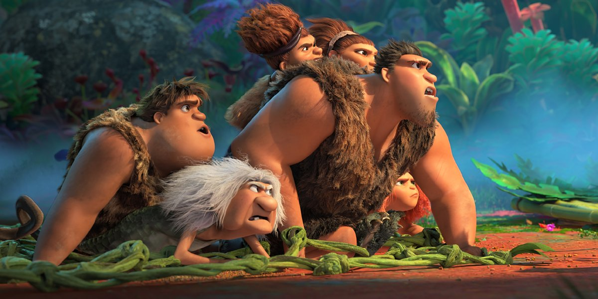The Croods in The Croods: A New Age