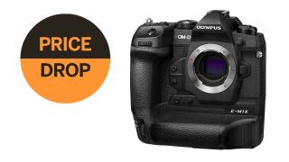 Save $400 on the Olympus OM-D E-M1X! Shoot 60fps stills for just $2,599!