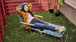 Awkwafina is Nora From Queens on Comedy Central