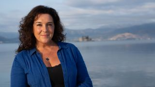 Bettany Hughes Treasures of the World will give us some amazing history.